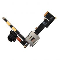 Apple iPad 2 Audio Jack Flex Cable with Sim Connector