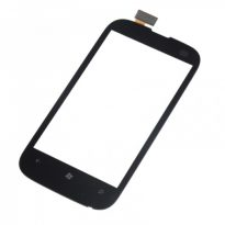 BLACK Nokia Lumia 510 Touch Glass Lens Digitizer Screen