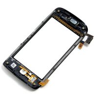 BLACKBERRY 9860 TOUCH DIGITIZER+TRACKPAD+EARPIECE Assembly