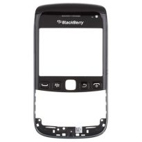 BLACKBERRY BOLD 9790 TOUCH SCREEN LENS FRONT COVER HOUSING FRAME WITH BEZEL
