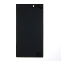 Black Sony Xperia Z Ultra XL39H C6802 Rear Back Cover Battery Door Fast Shipping
