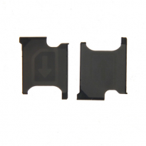 Brand New Sim Card Tray Black for Sony Ericsson Xperia Z1 L39H
