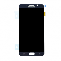 Galaxy Note 5 N920 LCD Digitizer Front Assembly - Black