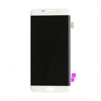 Galaxy S6 Edge Plus LCD Digitizer Front Assembly - White