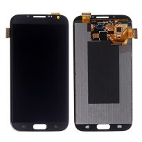 Gray Samsung Galaxy Note II 2 i317 LCD Touch Digitizer Screen Assembly Grey OEM
