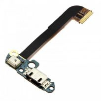 HTC One M7 801e Micro USB Charge Dock Charging Port Flex Cable