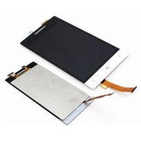 HTC Windows 8S A620e Touch Digitizer LCD Screen Full Assembly - White