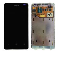 LCD Digitizer and Touch Screen Digitizer Lens Assembly Nokia Lumia 800