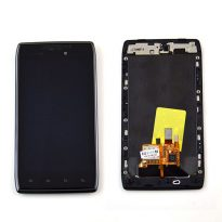 Motorola Droid Razr XT910 XT912 Front LCD Panel Touch Glass Digitizer Assembly