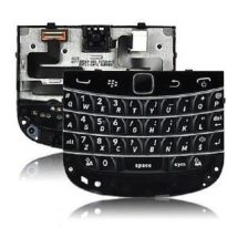 NEW Qwerty Keypad Replacement Keyboard Plate Parts Set For Blackberry Torch 9800