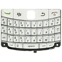 New Keyboard Keypad Replacement for Blackberry Bold 9700 9780 Sliver