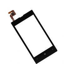 Nokia Lumia 520 Black Panel Touch Glass Lens Digitizer