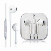 OEM APPLE HEADPHONE HEADSET FOR iPHONE iPOD W MIC NEW