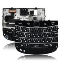 Original Blackberry 9900 9930 Keyboard Keypad Trackpad Membrane PBC Flex Cable