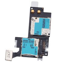 Samsung Galaxy Note2 i317 Sim Card Holder Memory Card Tray Replacement Parts