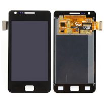 Samsung Galaxy S2 II i9100 LCD Display + Digitizer Touch Glass Lens Assembly