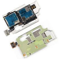 Samsung Galaxy S3 i9300 i747 T999 Sim Card Holder Memory Card Tray