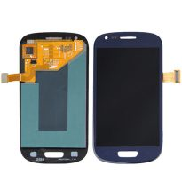 Samsung Galaxy S3 mini i8190 Touch Screen Digitizer LCD Display Assembly - BLUE