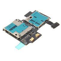 Samsung Galaxy S4 i9500 Sim Card Holder Memory Card Tray
