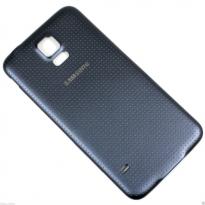 Samsung S5 Back Cover Black
