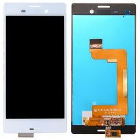 Sony Xperia M4 Front Assembly - White