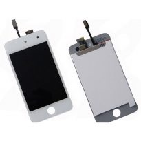 WHITE FULL ASSEMBLY LCD DISPLAY+TOUCH SCREEN DIGITIZER FOR IPOD TOUCH 4TH 4G