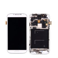 White Samsung Galaxy S4 i9500 i337 i545 L720 M919 R970 LCD Screen Touch Digitizer