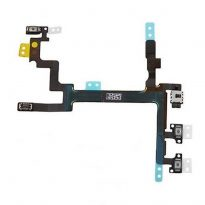 iPhone 5 Power Mute Volume Button Switch Connector Flex Cable Ribbon