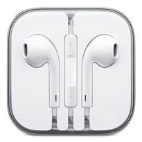iPhone 5 iPod iPad headphone with Mic Volume and Remote