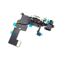 iPhone 5C Dock Charging Port Headphone Jack Mic Connector Flex Cable