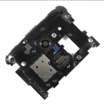 lg g2 rear camera lens with inner frame black
