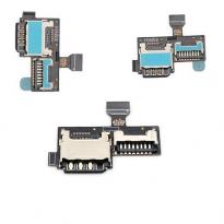 samsung s4 mini i9190 i9195 sim card memory card reader