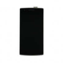 oneplus-one-front-assembly-with-frame-lcd-and-digitizer-black
