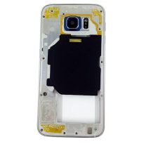 Samsung Galaxy S6 Mid Bezel Housing - Gold