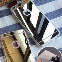 iPhone 6 6S Mirror Soft Case - Black