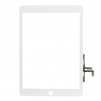 iPad Air iPad 2017 Digitizer - White