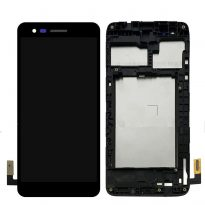 LG K4 2017 M153 M160 LCD and Digitizer - Black
