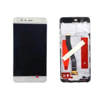 Huawei P10 LCD and Digitizer with Frame - White