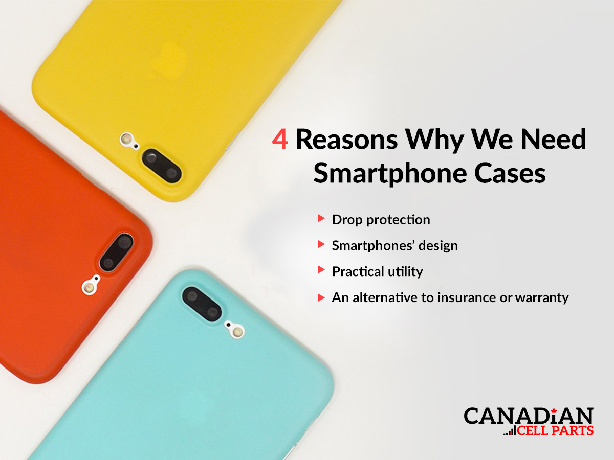 4 Reasons Why We Need Smartphone Cases