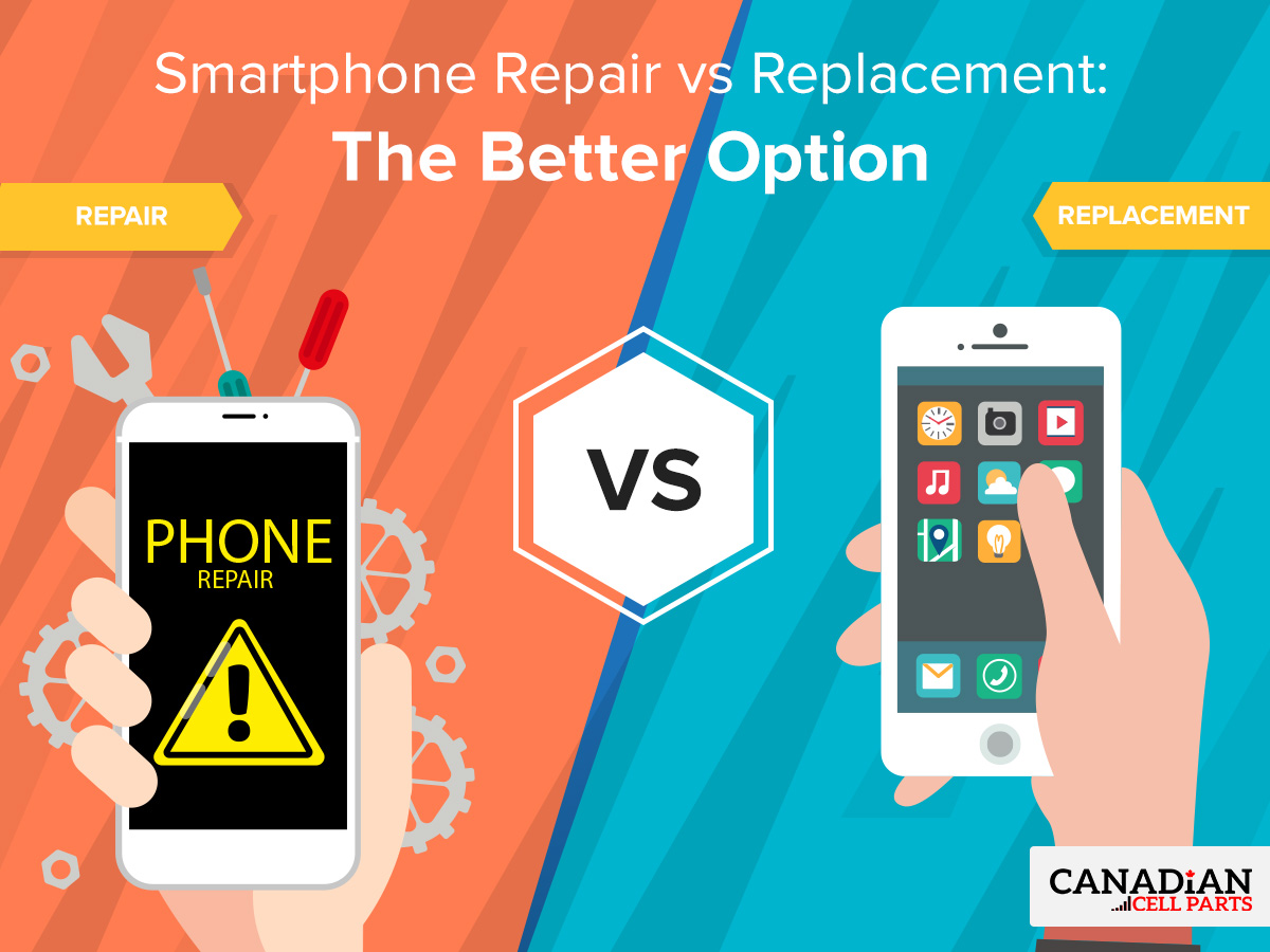Smartphone Repair vs. Replacement: The Better Option