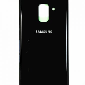 Samsung Galaxy A8 A530 Battery Back Cover - Black
