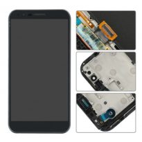 LG Stylo 3 Plus LCD and Digitizer with Frame - Black
