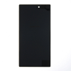 Sony Xperia Z Ultra XL39H C6802 Rear Back Cover Battery Door - Black