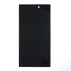 Sony Xperia Z Ultra XL39H C6802 Rear Back Cover Battery Door - Black