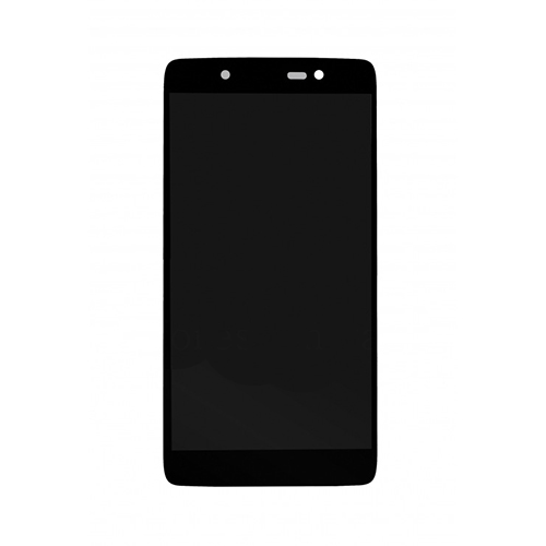Blackberry DTEK50 LCD Screen and Digitizer Assembly – Black with Frame