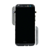 HTC One M8 LCD Screen and Digitizer Assembly with Frame - Grey