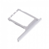 HTC One M8 831C Sim Card / SD Memory Card Holder - Silver