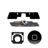 iPad 2 Home Button Click Inner 5 Set Replacement Part Kit - Black