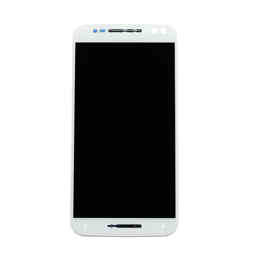 Moto X Pure LCD Screen and Digitizer Assembly – White