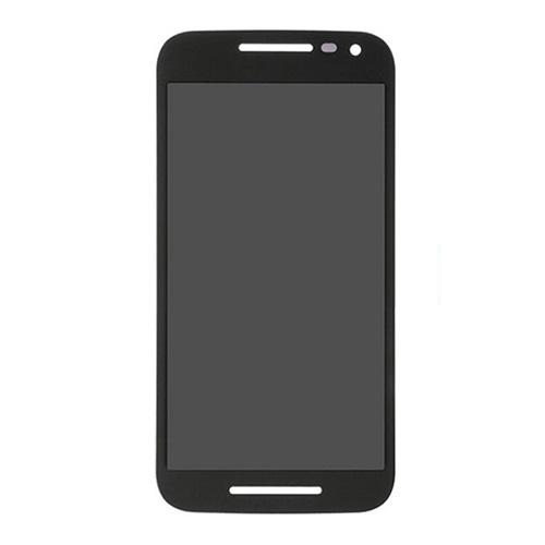 Moto G 3rd Gen XT1540 – G3 LCD Screen and Digitizer Assembly – Black